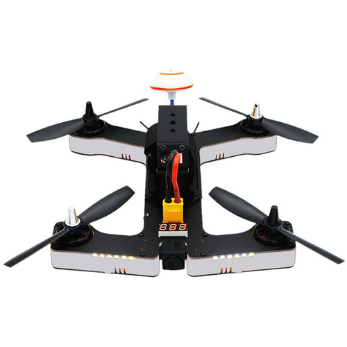 VIFLY R220 Ready-to-Fly 220mm FPV Racing Drone (White)
