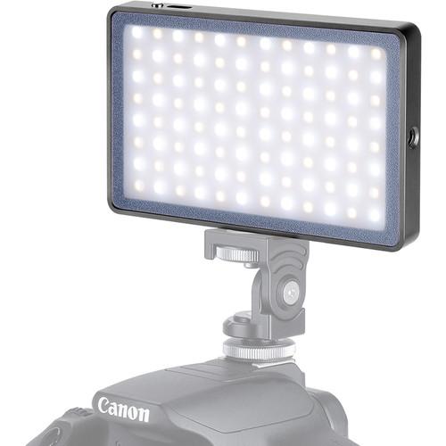 VIJIM Mini Light VL-1 Variable Color LED Light Fixture (Black)