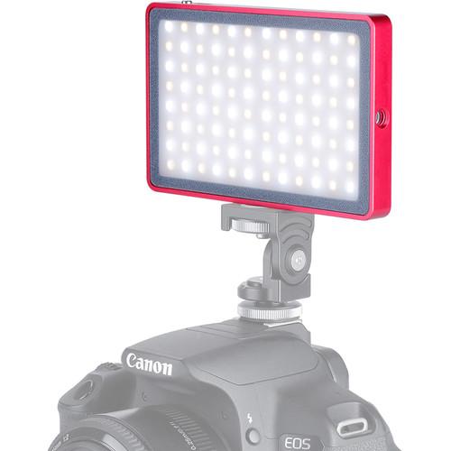 VIJIM Mini Light VL-1 Variable Color LED Light Fixture (Red)