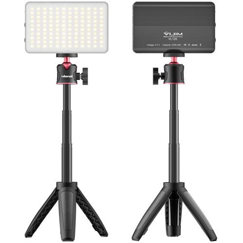 VIJIM Tabletop LED Video Lighting Kit (Double)