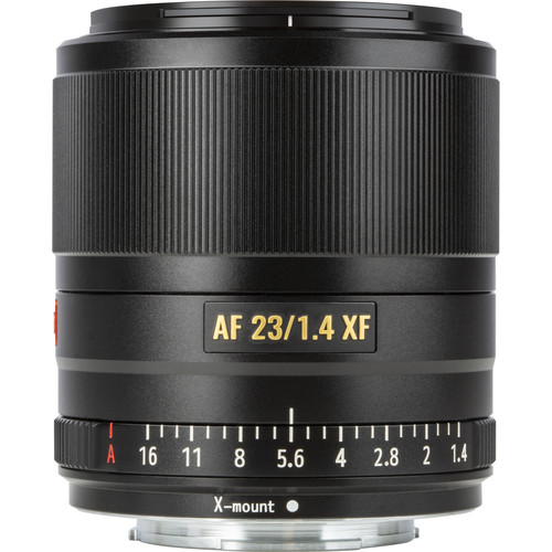 Viltrox AF 23mm f/1.4 XF Lens for FUJIFILM X