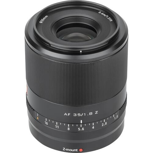 Viltrox 35mm f/1.8 AF Lens for Nikon Z