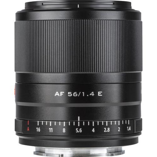 Viltrox AF 56mm f/1.4 E Lens for Sony E (Black)