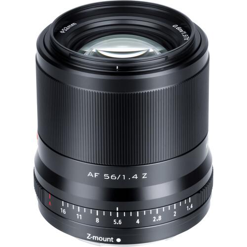 Viltrox AF 56mm f/1.4 Z Lens for Nikon Z (Black)