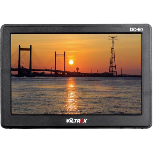 """Viltrox DC-50 5"""" On-Camera HDMI Monitor"""