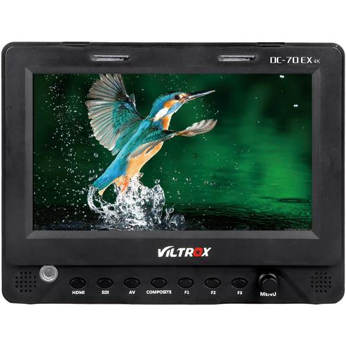 "Viltrox DC70 EX 7"" LCD On-Camera Monitor"