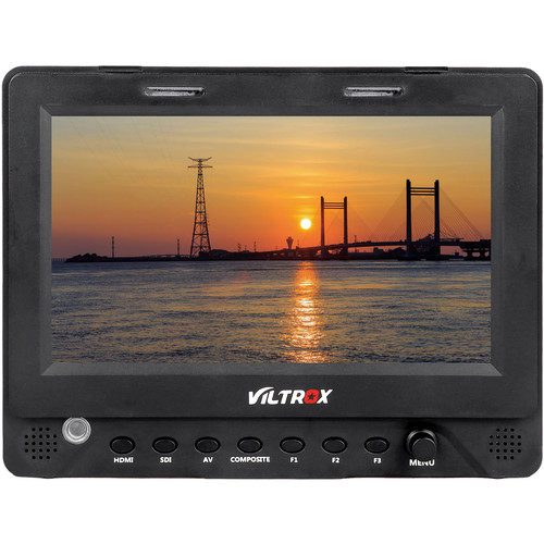 """Viltrox 7"""" DC70PRO Professional ?HD Monitor for DSLR and Video Cameras"""