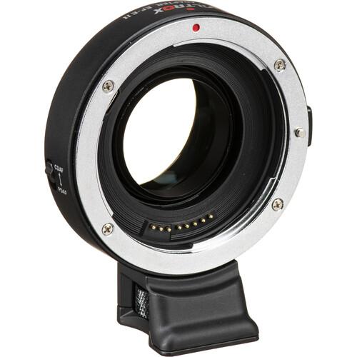 Viltrox EF-E II 0.71x Lens Mount Adapter - Canon EF-Mount Lens to Select Sony E-Mount Cameras