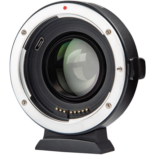 Viltrox EF-FX2 0.71x Lens Mount Adapter - Canon EF-Mount Lens to FUJIFILM X-Mount Camera
