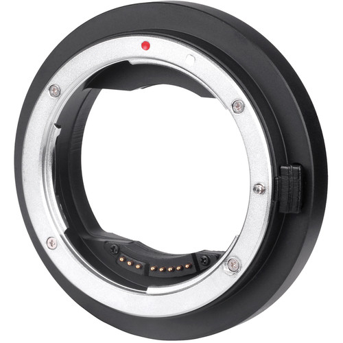 Viltrox EF-GFX Lens Mount Adapter for Canon EF or EF-S-Mount Lens to FUJIFILM G-Mount GFX Camera