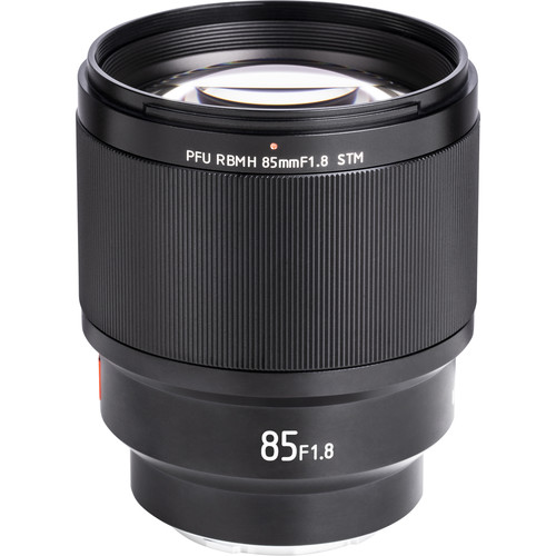 Viltrox PFU RBMH 85mm f/1.8 STM Lens for Sony E