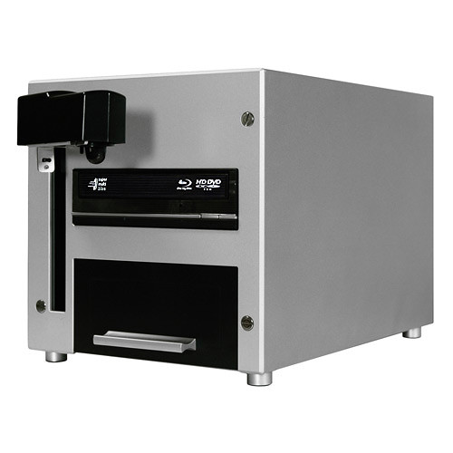 Vinpower Digital Cube Blu-Ray/DVD/CD Automated Duplicator (1 Drive, 25-Disc Capacity)