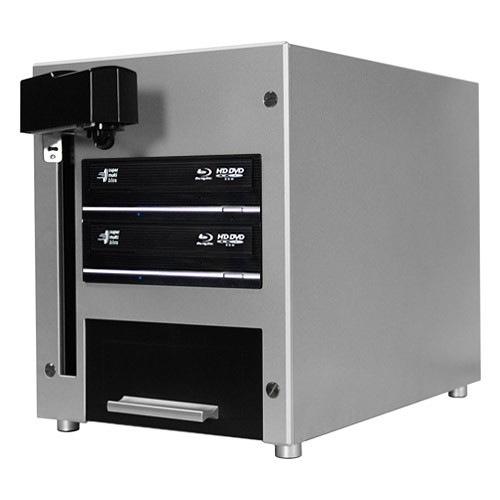 Vinpower Digital Cube Blu-Ray/DVD/CD Automated Duplicator (2 Drives, 25-Disc Capacity)