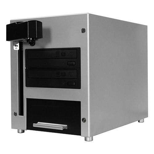Vinpower Digital Cube SATA DVD/CD Autoloader Duplicator (2 Drives, 25-Disc Capacity)