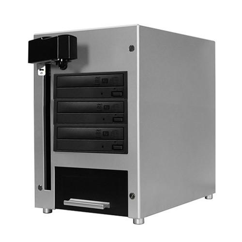 Vinpower Digital Cube SATA DVD/CD Autoloader Duplicator (3 Drives, 60-Disc Capacity)