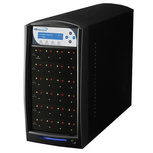 Vinpower Digital SDShark SD & MicroSD Duplicator (23-Target)