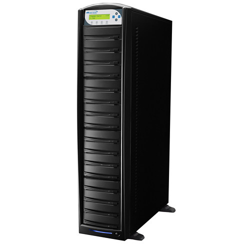 Vinpower Digital SharkCopier SATA 24x DVD/CD 1 to 15 Target USB 3.0 Duplicator