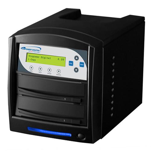 Vinpower Digital SharkCopier SATA DVD/CD Tower Duplicator (1-Target)