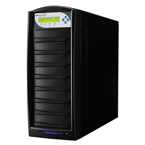 Vinpower Digital SharkCopier SATA DVD/CD Tower Duplicator (7-Target)