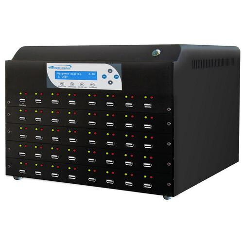 Vinpower Digital USBDupeBox USB Duplicator (39-Target)