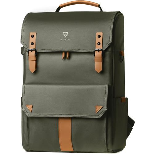 Vinta Type II Camera Backpack Kit (Forest/Tan)