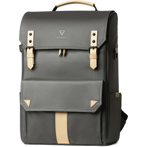 Vinta Type II Camera Backpack Kit (Charcoal/Natural)