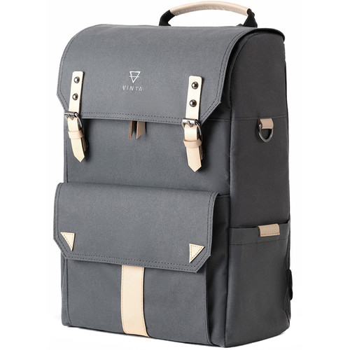 Vinta S-Series Backpack Travel Bag (Charcoal)