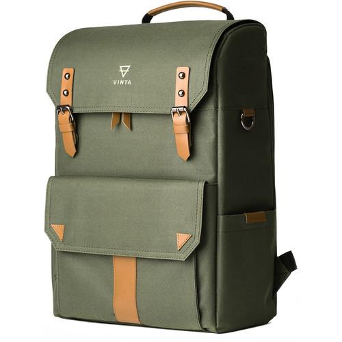 Vinta S-Series Backpack Travel Bag (Forest)