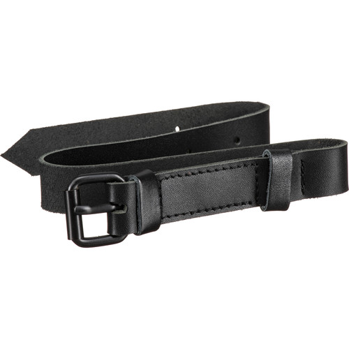 Vinta Attachment Straps for Tripod/Blanket (Black, Leather)