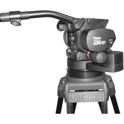 Vinten Vision 250E Fluid Head with Optical Encoders