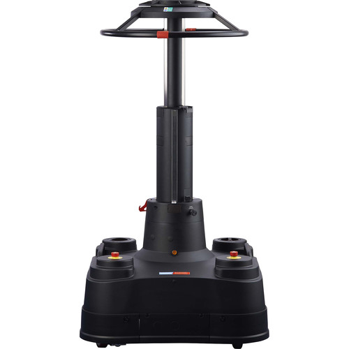 Vinten Fusion FPR-210+ Robotic/Manual Pedestal with Absolute Positioning System