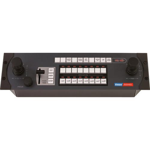 Vinten VRC-DJP Focus LHS Dual Joystick Control Panel