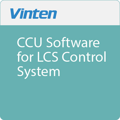 Vinten CCU Software for LCS Control System