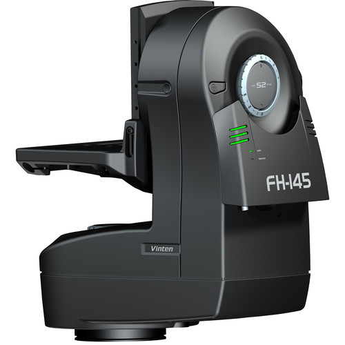 Vinten Fusion FH-145 Robotic and Manual Head