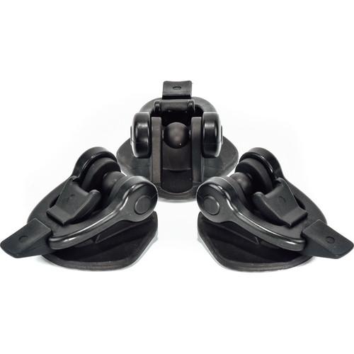 Vinten Rubber Tripod Feet (Set of 3)