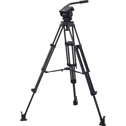 Vinten VB3-AP2M Vision blue3 video Tripod System with Mid-Level Spreader