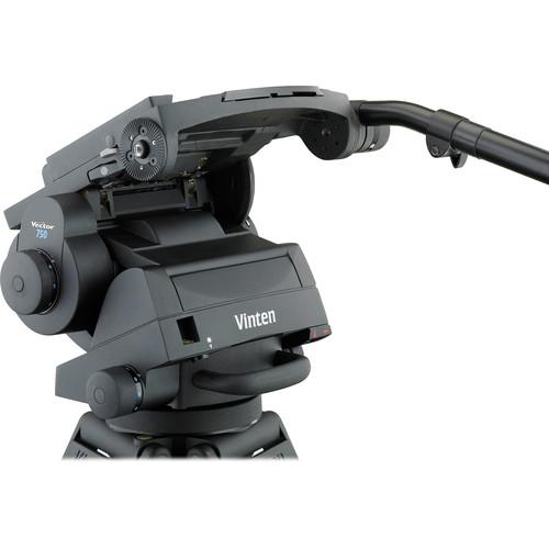 Vinten Vector 750 Pan/Tilt Head