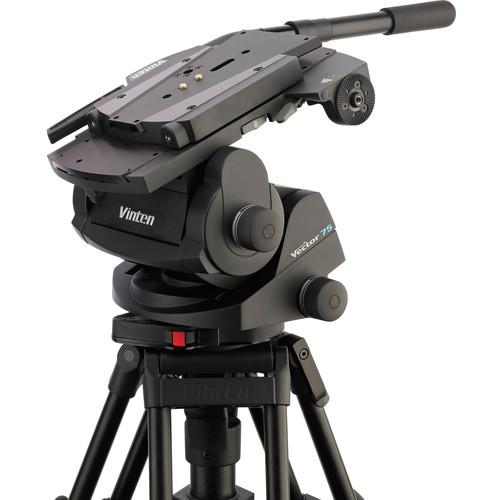 Vinten Vector 75 Pan/Tilt Head