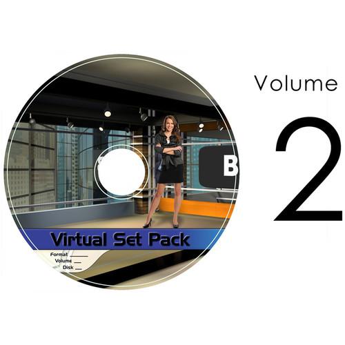 Virtualsetworks Virtual Set Pack 2 for Photoshop (Download)