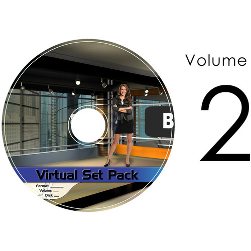 Virtualsetworks Virtual Set Pack 2 for vMix (Download)