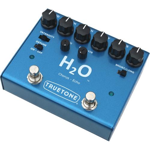 Truetone V3 H2O Liquid Chorus / Echo Pedal