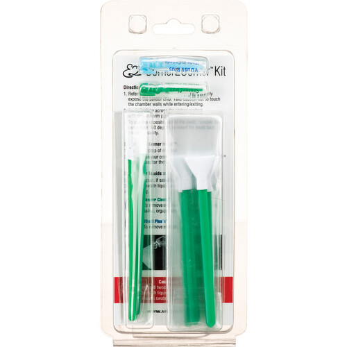 VisibleDust EZ Corner2Corner Regular Strength Kit with (1.6x) Green MXD-100 Vswabs