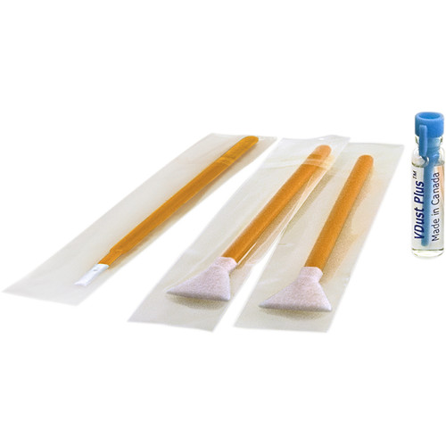 VisibleDust EZ Sensor Cleaning Kit Mini with 1.3x Orange DHAP Vswabs and VDust Plus