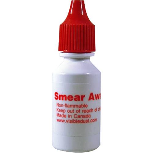 VisibleDust Smear Away Liquid Sensor Cleaning Solution (0.5 oz)