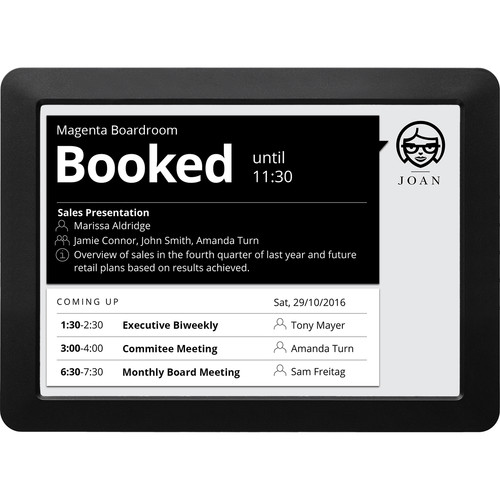 """Visionect JOAN 9.7"""" E Ink Electronic Paper Display (Black)"""