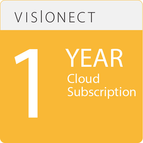 "Visionect 1-Year Cloud Subscription for Joan 6"" and 9.7"" Devices"
