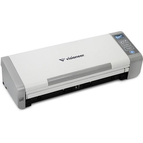 Visioneer Patriot P15 Portable Duplex Document Scanner