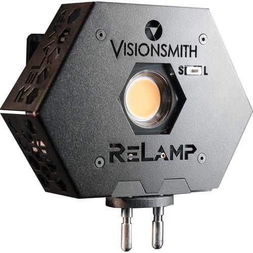 Visionsmith ReLamp 1K LED for ARRI ST1, Mole Baby 1K & DeSisti 1K Fresnels (Tungsten)