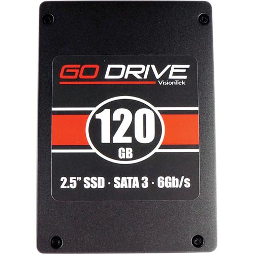 VisionTek Go Drive 9.5mm SSD (120GB)