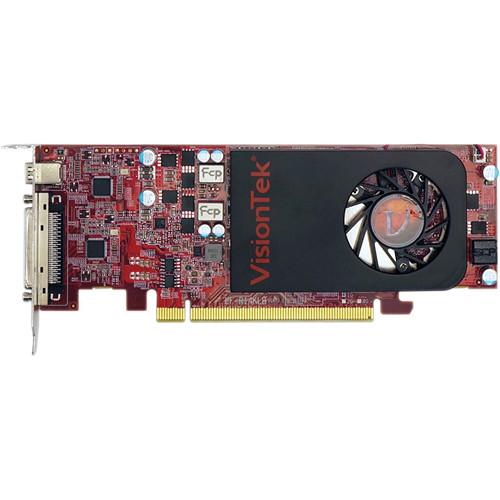 VisionTek Radeon HD 7750 Small Form Factor Graphics Card